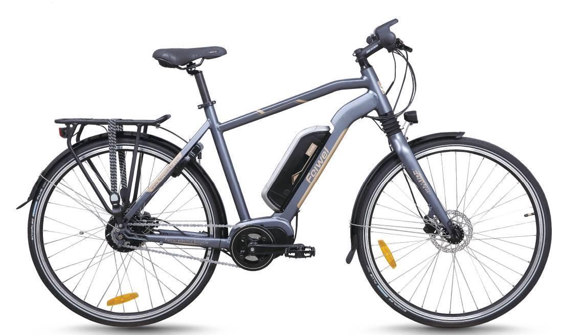 Mid-drive motor city electric bike (FR-TDB19Z)