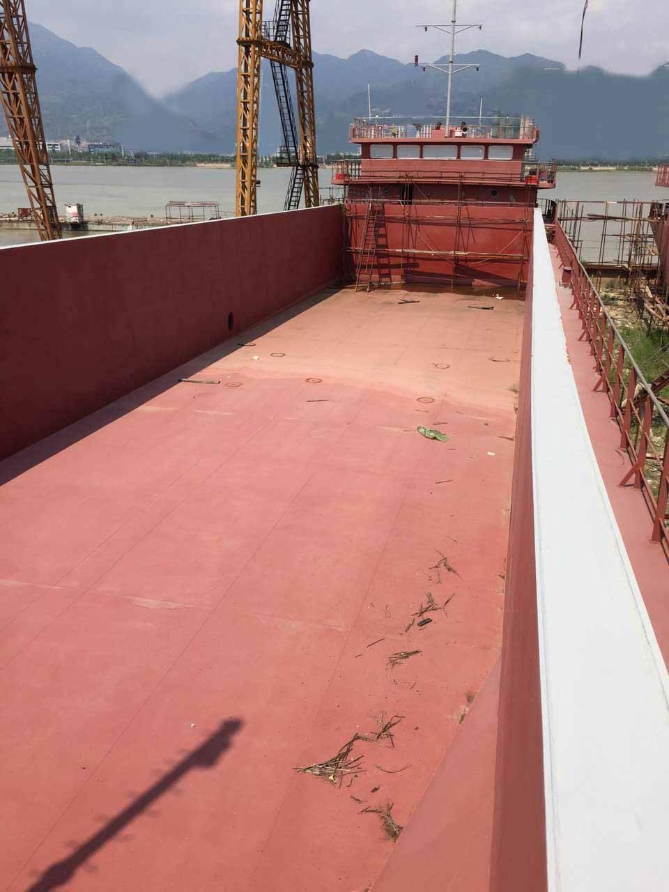 1600 DWT Cargo Ship