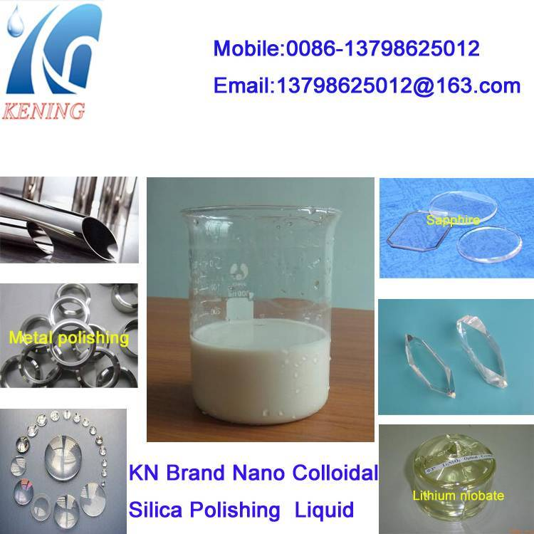 Multipurpose Nano Colloidal Silica Polishing Liquid