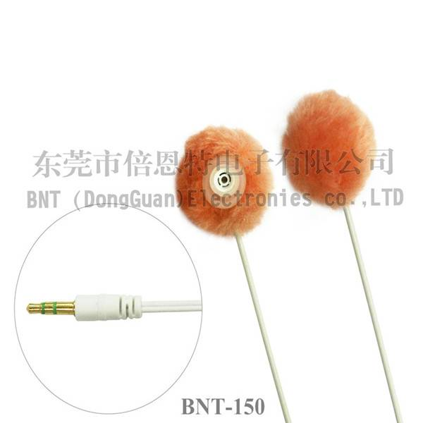 Low price latest aluminous earphone