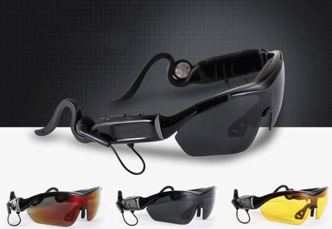 bluetooth smart sunglass