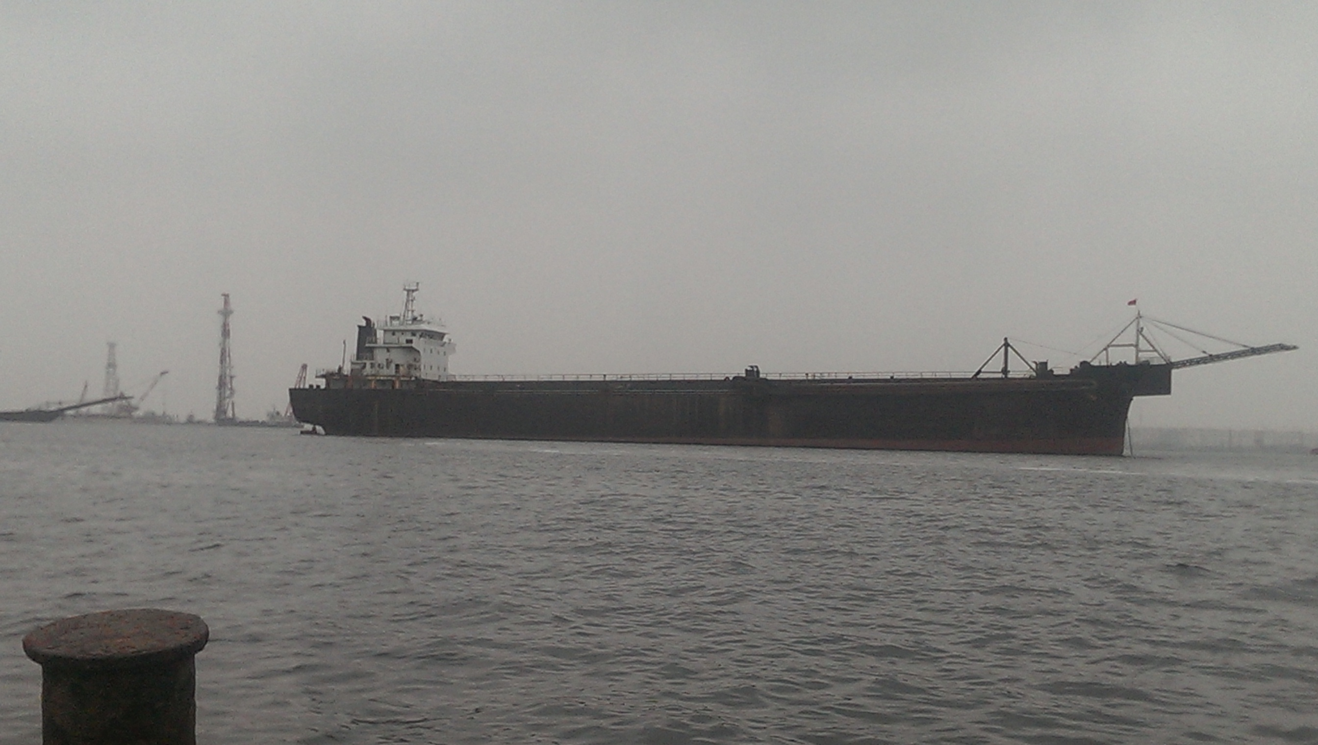 12000t sand barge