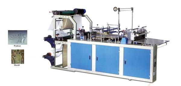 film glove making machine