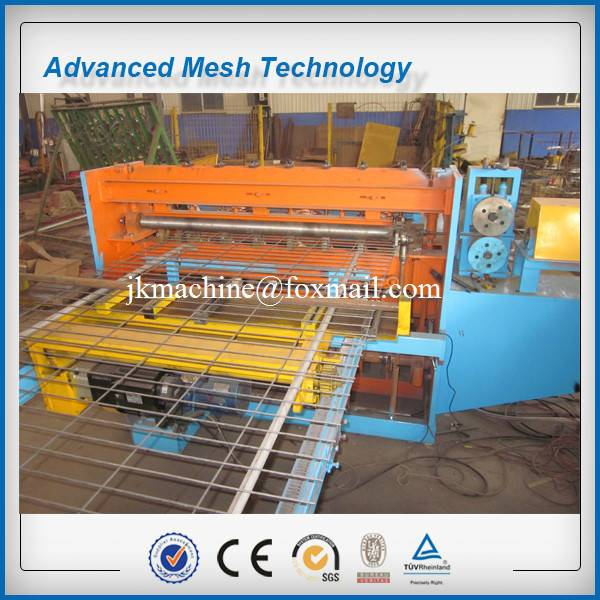 Full Automatic Wire Mesh Welding Machines JK-AC-1200S