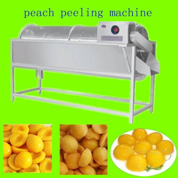 peach flap turning machine