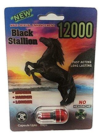 black stallion 12000 fast acting long lasting
