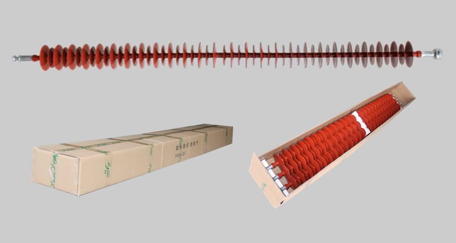 132-500KVComposite long-rod insulator
