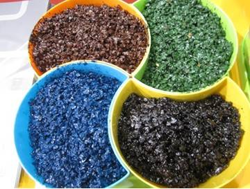 Cold Mix Color Asphalt ( Ultra Thin)