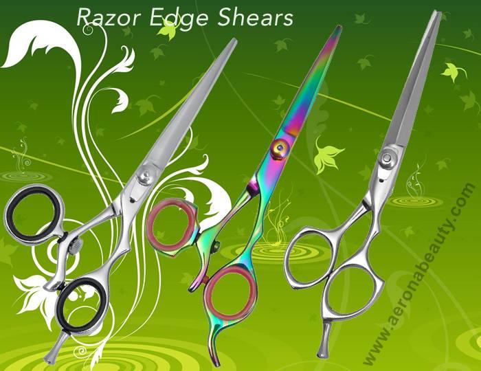 Professional Barber Scissors-Hair Shears-Aerona Beauty