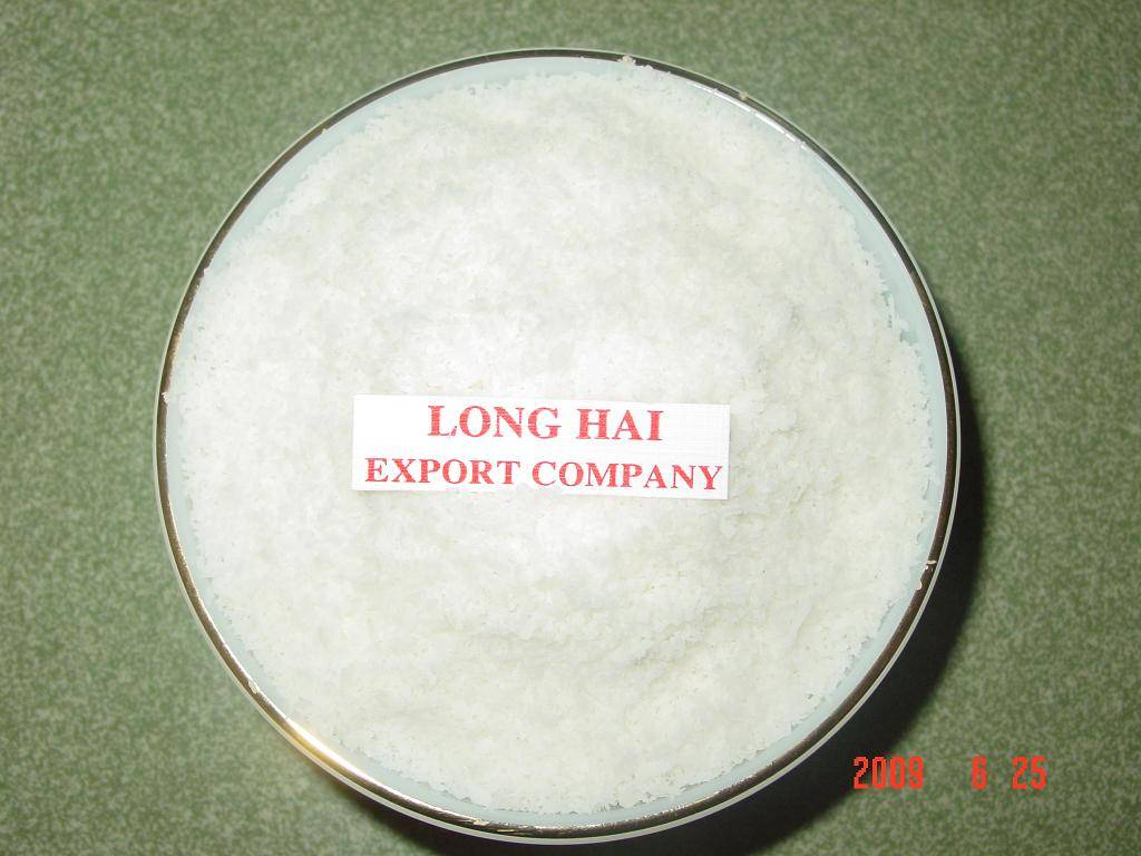 Export Desiccated coconut