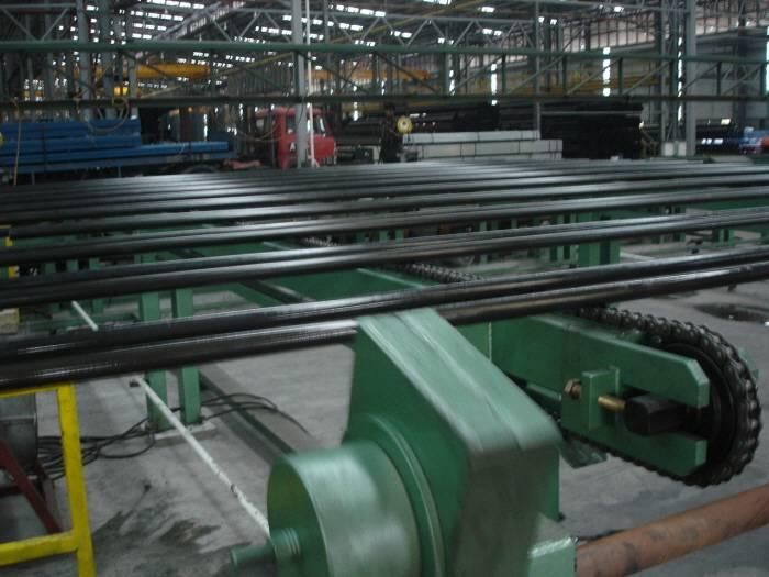 Varnish Oil Coater for Steel Pipe