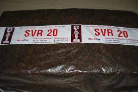 Sell SVR20 rubber