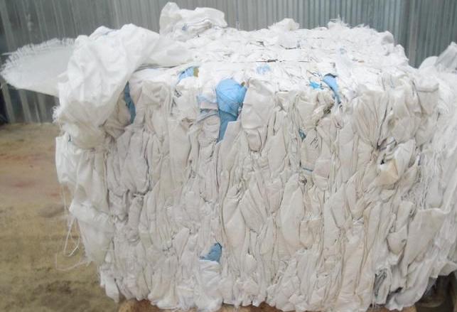 PP Waste BIG BAGS