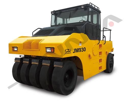 JM927/JM930 Tire Road Roller
