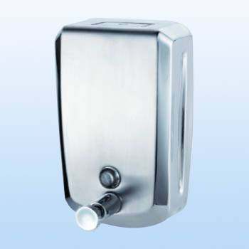SELL--Stainless steel Soap dispenser (Western Style)