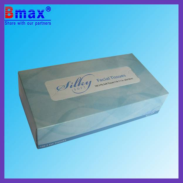 cheapest box facial tissue paper