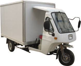 200cc cargo tricycle with closed carry box TW200ZH-2C