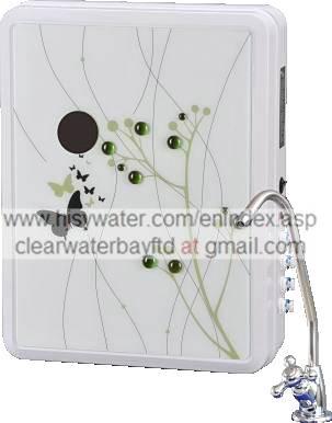Wall-mounted LED UF water purifier (UF-7B)