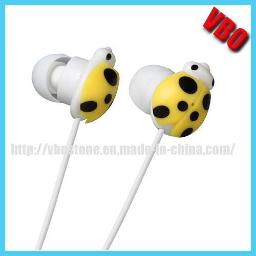 Cartoon Earphones, Cheap Colorful Earphones