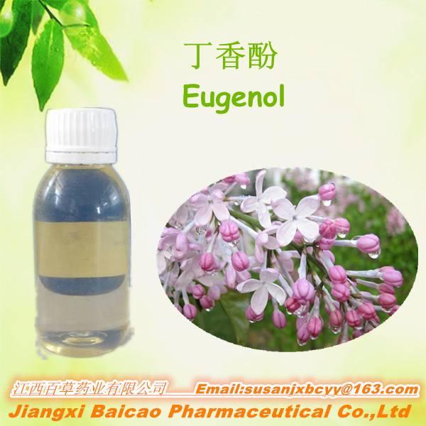 CAS 97-53-0 Natural Eugenol munufacturer