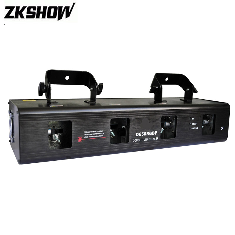 RGBP LED Laser Animation Light Projector for DJ Disco Party Wedding Stage Lighting