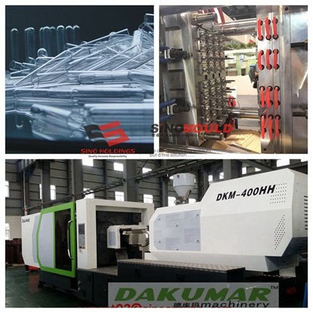 PET Test Tube Injection Molding Machine Supplier