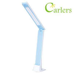 Eye-care LED Folding Reading Lamp with Touch Button for Brightness Dimming