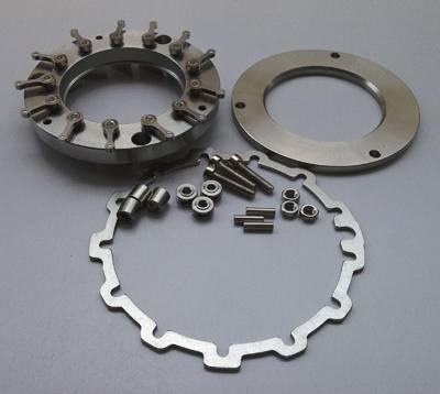 Turbocharger nozzle ring GT22VA