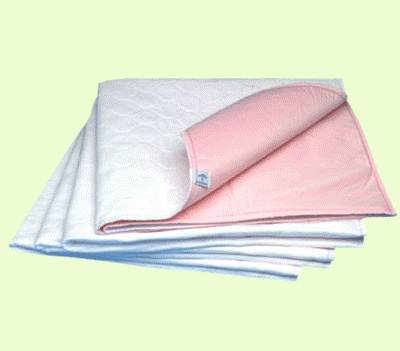 2901-Incontinence Washable Reusable Bedwetting UnderPads 90x60cm
