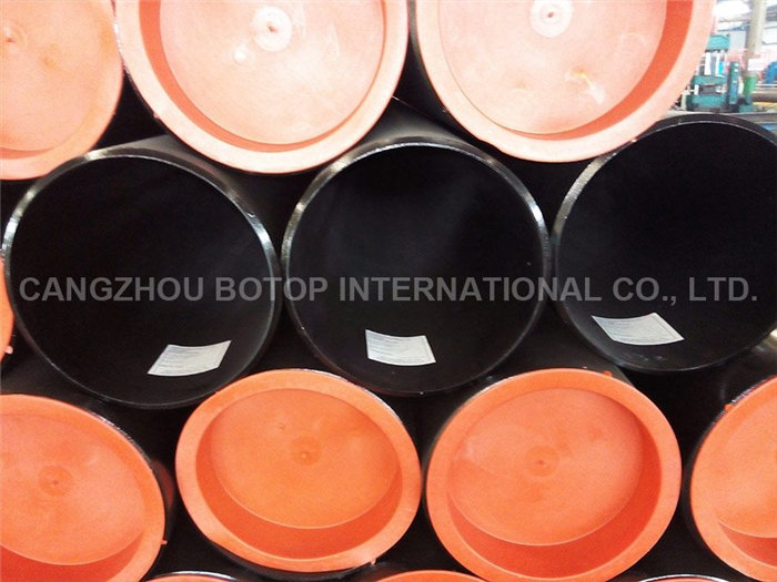 EN10219 S275JRH Structural ERW Steel Pipe