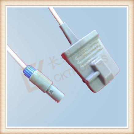 BCI 7 Pin Adult Silicone Soft Tip SpO2 Sensor