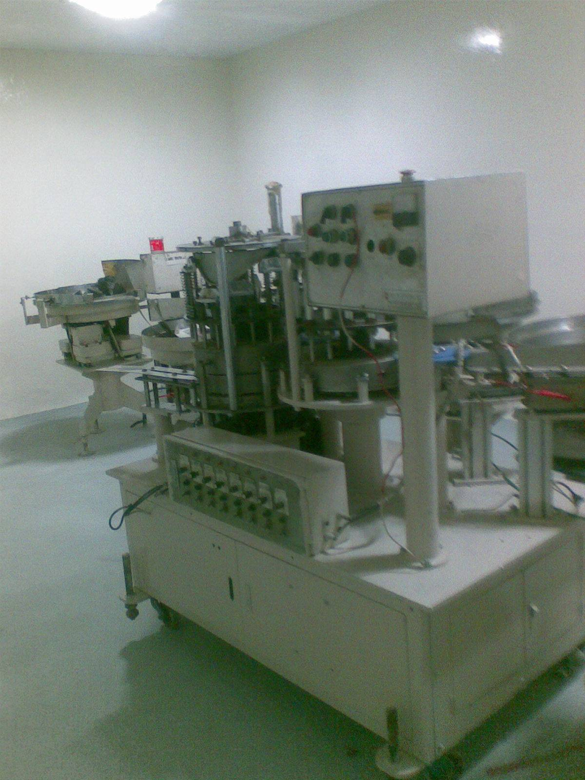 Used Syringe Machines
