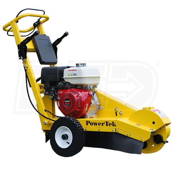 PowerTek 13-HP Honda Stump Grinder