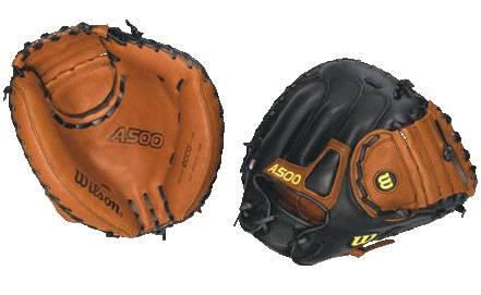 Baseball catcher mit