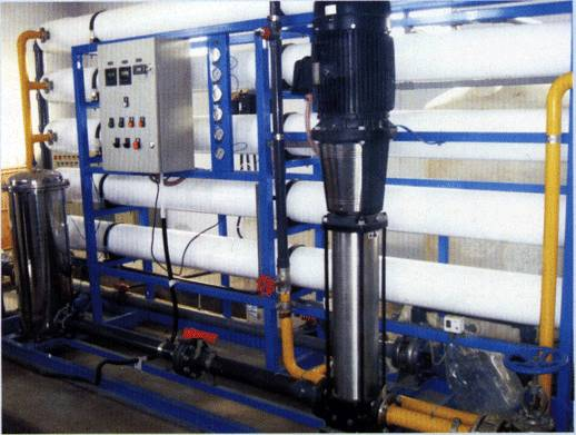 Industrial RO Systems