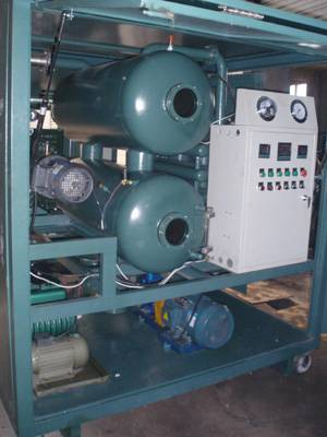 Vacuum Oil Purifier,Transformer Oil Purification Systems