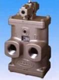 Konan Large-Capacity Poppet-Type Solenoid Valves MVW344N-D series 4-port