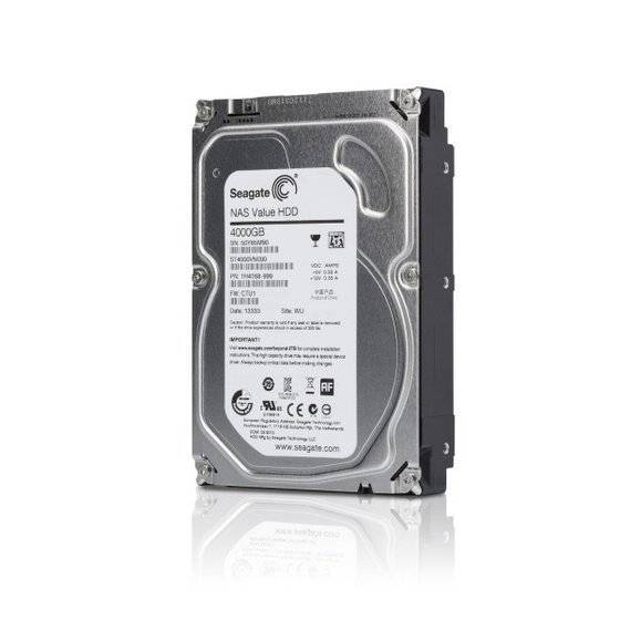 Seagate NAS HDD 4TB Desktop Internal Hard Drive Disk