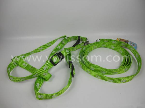 PP Printed Woven Grograin ribbons for dogs