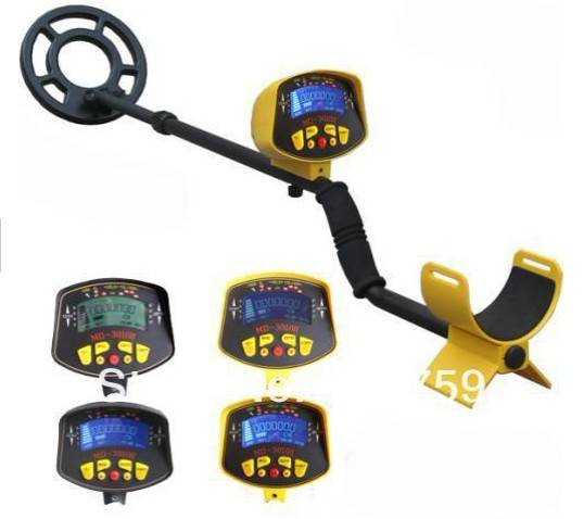 Chinese metal detector, metal detector md3010, metal detector gold finder