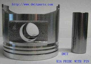 Piston & piston pin