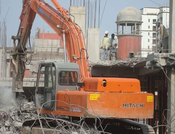 hydraulic rock breaker for Hitachi excavator