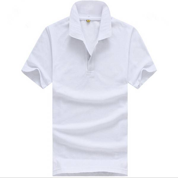 OEM mens blank custom polo shirts with prited embroidery