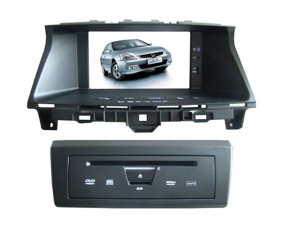 7 touch screen car USD/SD car DVD player Toyota ACCORD 2008 HD5019
