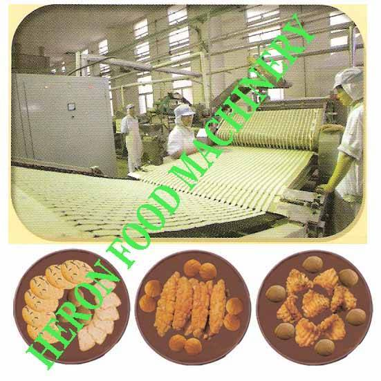 rice cracker processing line
