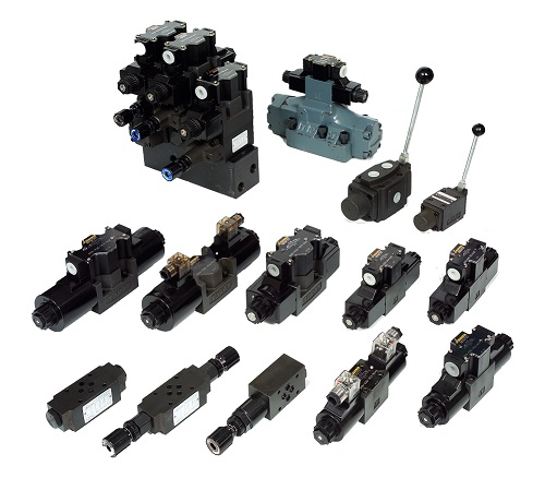Hydraulic Valves and Pumps