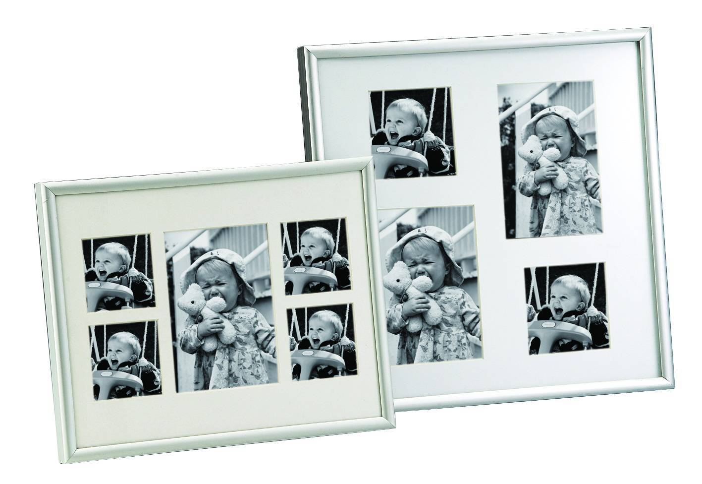 Sell Metal Photo Frames with Aluminum Rod, Comes in Various Sizes, Suitable for Office Decoration
