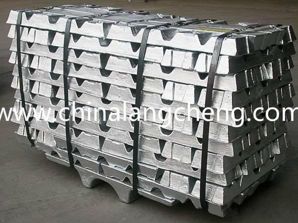 Zinc Ingot 98.7%-99.995%