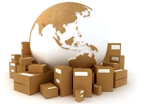 Sensitive products Express International freight