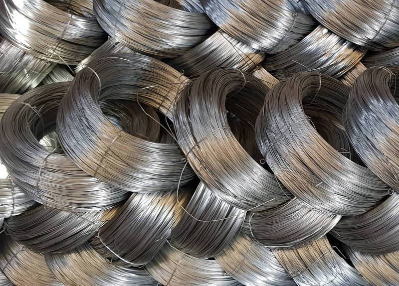Direct factory supply galvanized wire/electric iron wire